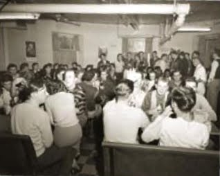 Tony's Canteen at University of Winnipeg. (SOURCE: University of Winnipeg Archives, SC 2 4 A0626-19416)