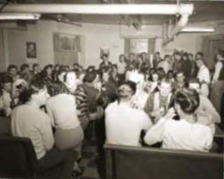Tony's Canteen at University of Winnipeg. (SOURCE: University of Winnipeg Archives, SC 2 4 A0626-19416)