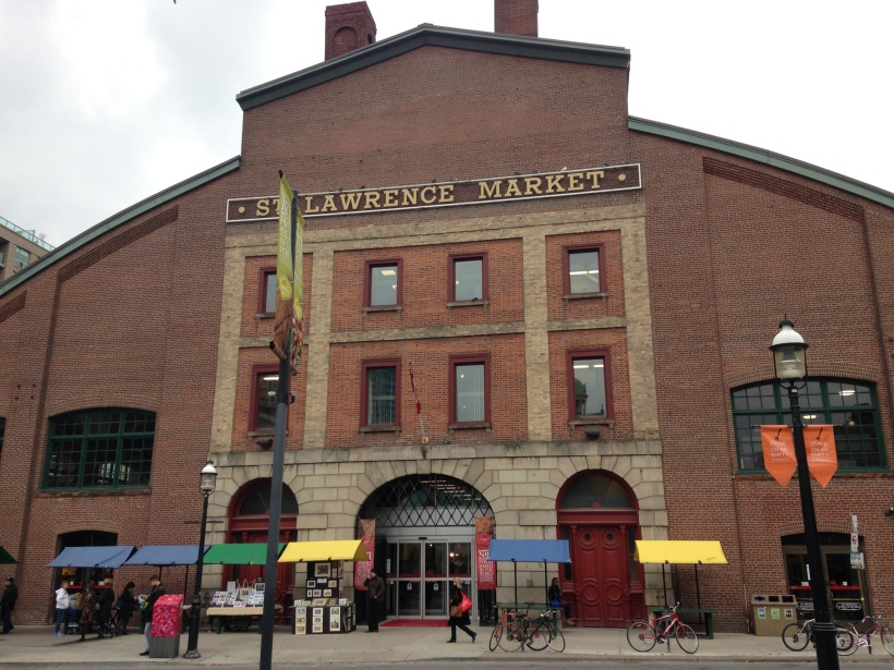 St. Lawrence Market. © Janis Thiessen, University of Winnipeg, ja.thiessen@uwinnipeg.ca.